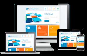 web design web